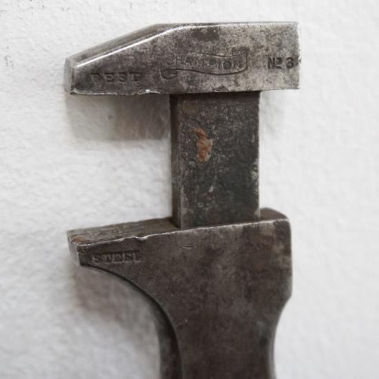 アンティーク 工具 モンキー