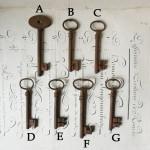 アンティーク 鍵