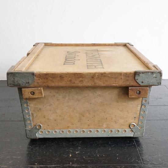 アンティーク 木箱 ボックス