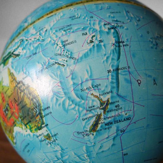 アンティーク 地球儀 グローブ