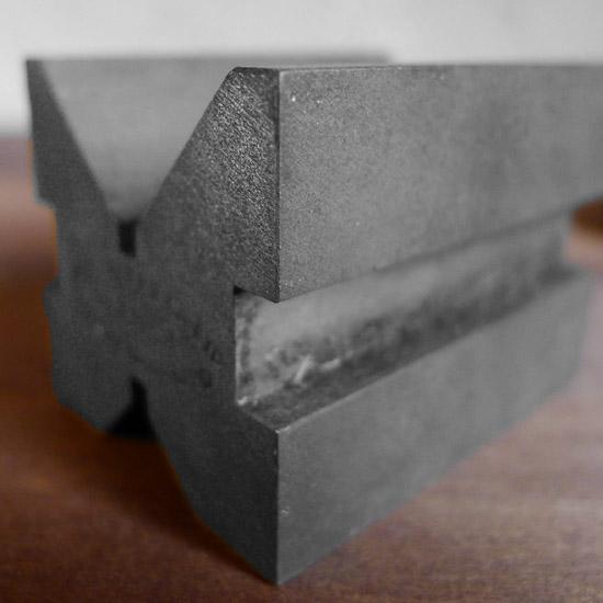 アンティーク 工具 Vブロック