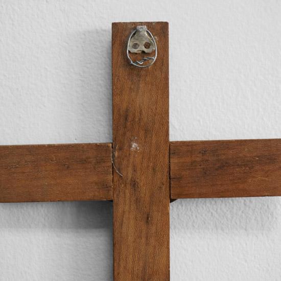 アンティーク 十字架 キリスト