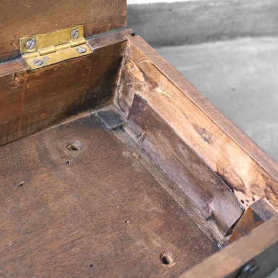 アンティーク ウッドボックス 木箱
