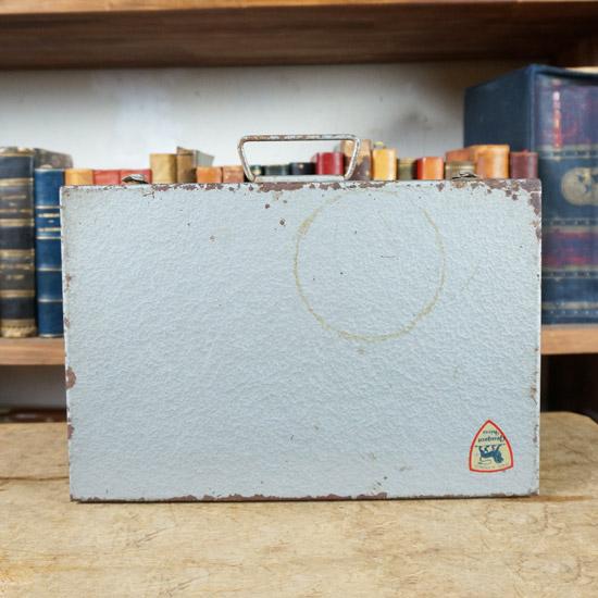 アンティーク ツールボックス 道具箱(uoo1390)