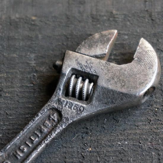アンティーク 工具 マイナスドライバー