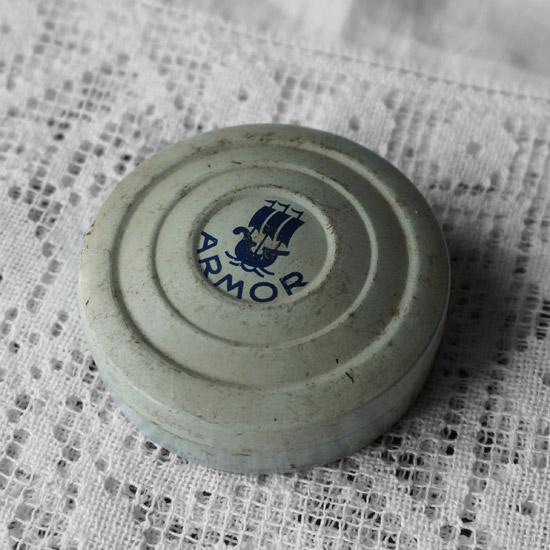 アンティーク TIN缶 ブリキ缶