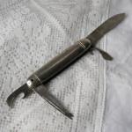 アンティーク 4徳折りたたみナイフ