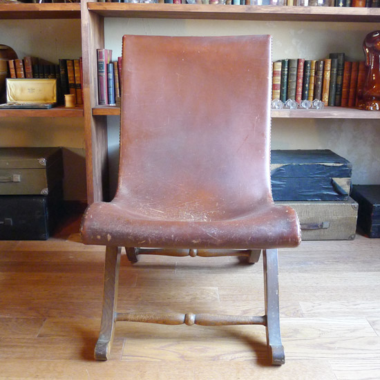 アンティーク イージーチェア 椅子
