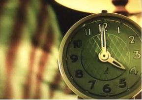 フランス映画「アメリ」JAZの時計