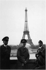エッフェル塔とアドルフ・ヒトラー